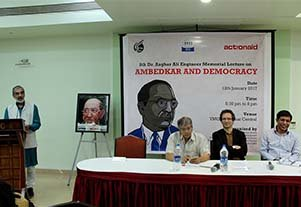 Ambedkar and Democracy
