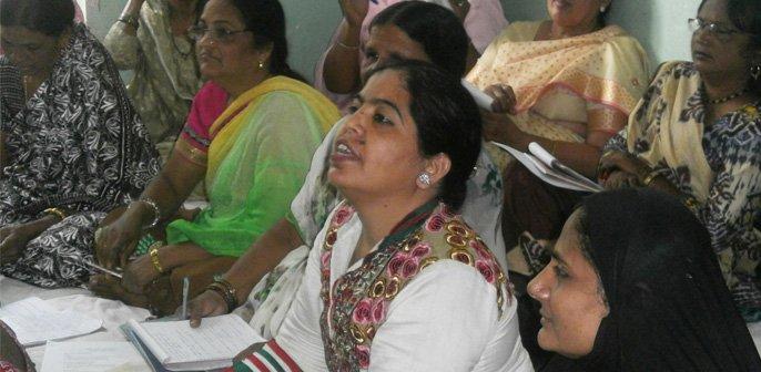 STRENGTHENING MUSLIM WOMEN'S LEADERSHIP IN COMMUNITY DEVELOPMENT