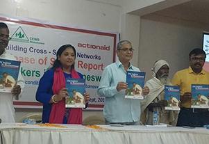 Release of Study Report 'City Makers in Bhubaneswar'