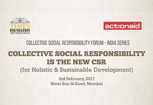 Collective Social Responsibility is the New CSR – Mumbai