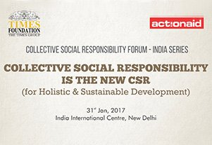 Collective Social Responsibility is the New CSR