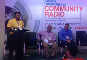 National Consultation on Community Radio