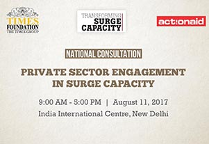 National Consultation on Private Sector Engagement in Surge Capacity