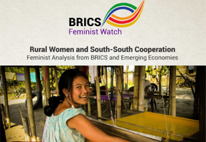 Rural Women and South-South Cooperation Feminist Analysis from BRICS and Emerging Economies