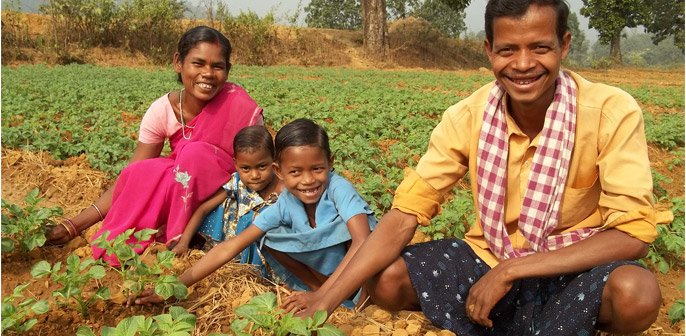 IDENTITY AND FOOD SECURITY OF PAUDI BHUYAN COMMUNITY