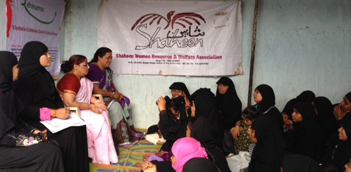 EMPOWERING WOMEN AND GIRLS IN OLD CITY OF HYDERABAD