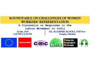A Round Table on Challenges of Women Workers Representation