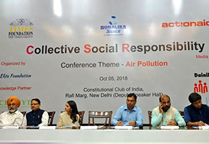 Collective Social Responsibility Conference on Air Pollution Theme