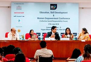 Education Skill Development & Women Empowerment