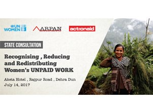 Recognising Reducing and Redistributing womens Unpaid work
