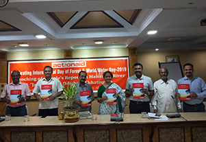 "Launching of People's Report on Mahanadi River &  ""Jala Sathi"" in Odisha"