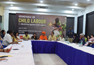 Roundtable on Child Labour on World Day Against Child Labour